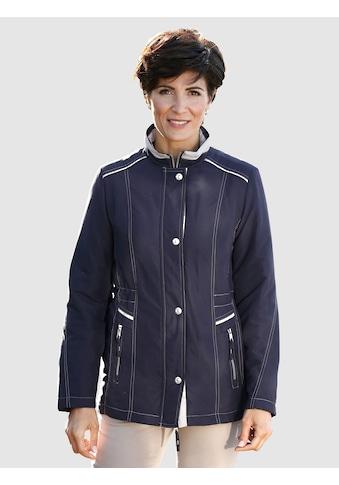Paola Regen- und Matschjacke, mit Details in Kontrastfarbe kaufen