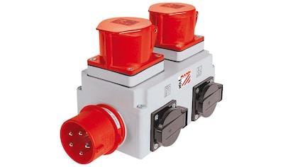 Holzmann Steckdose »ALA1_400V«, Anlaufautomatik, Späneabsauganlage kaufen