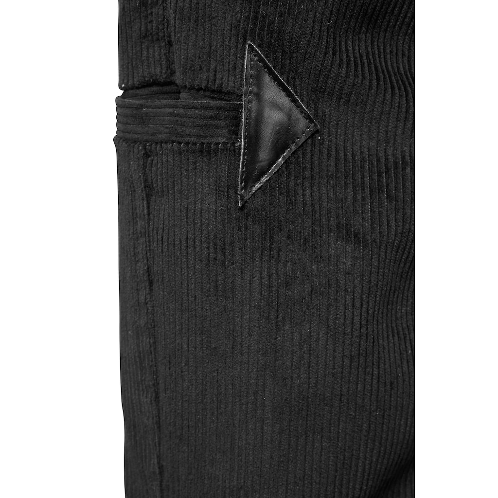 Arbeitsbundhose »Zimmermann«, mit Zollstocktasche