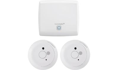 Homematic IP »Rauchwarnmelder (3 - tlg.)« Smart - Home Starter - Set kaufen