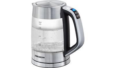Medion® Wasserkocher »MD 10210«, 1,7 l, 2200 W kaufen
