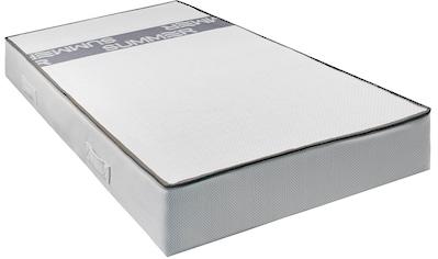Breckle Gelschaummatratze »Smartsleep 5000 Gel«, 23 cm cm hoch, Raumgewicht: 50 kg/m³,... kaufen