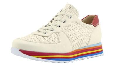 Sneaker mit breiter bunter Sohle kaufen