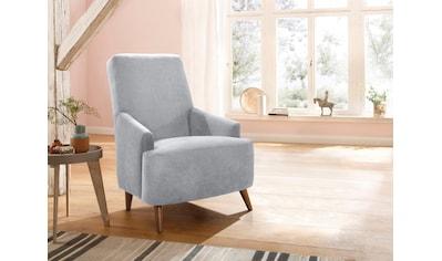 Home affaire Sessel »Slope«, in verschiedenen Farben kaufen
