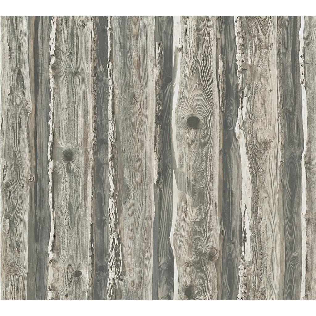 A.S. Création Papiertapete »Il Decoro in Vintage Holz Optik«, Holz