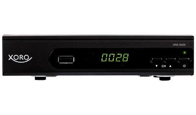 Xoro DVB - S2 SAT - HD - Receiver »HRS 8659« kaufen