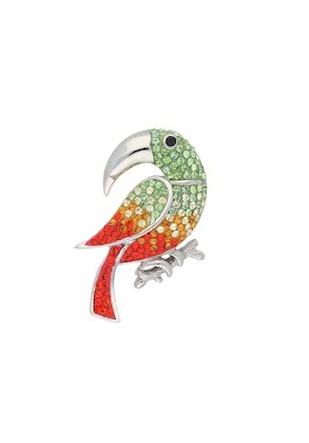 Vivance Brosche »Papagei« kaufen
