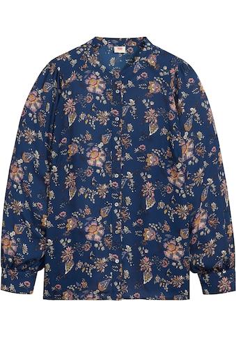 Levi's® Plus Hemdbluse »Hadley LS«, mit floralem Muster kaufen