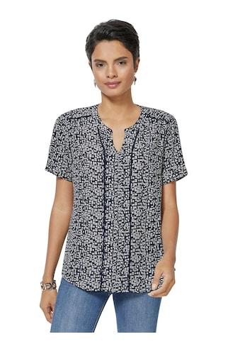 Inspirationen Bluse im topmodernen Minimal - Dessin kaufen
