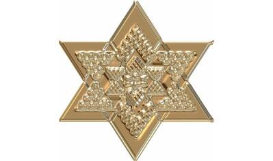 Wandtattoo »Metallic Star Gold« kaufen