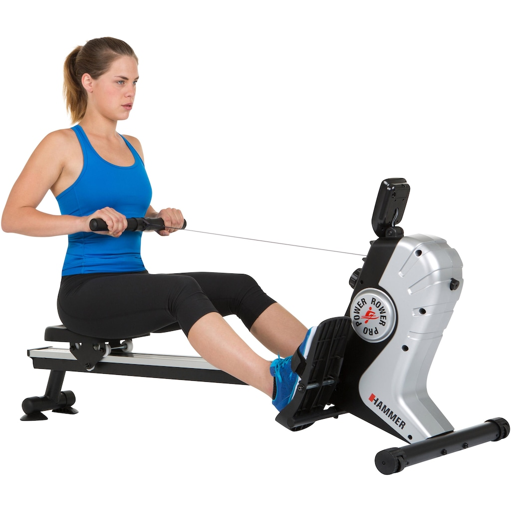 Hammer Rudergerät »Power Rower Pro«