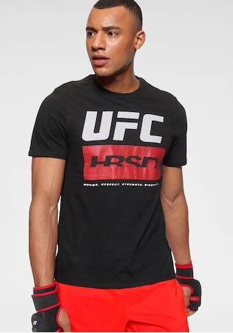 Reebok T - Shirt »UFC FG FIGHT WEEK T« kaufen