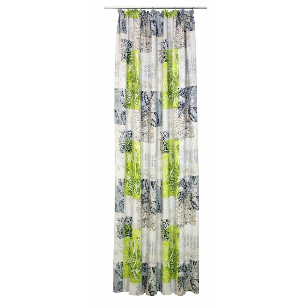 Vorhang, »JOLANDA«, Wirth, Kräuselband 1 Stück