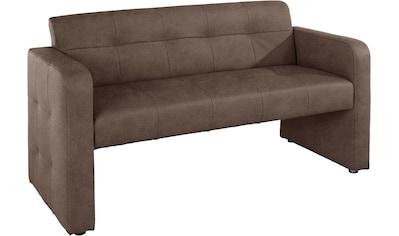 exxpo - sofa fashion Polsterbank »Barista«, Frei im Raum stellbar kaufen