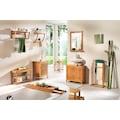 welltime Badregal »Bambus«, Breite 70 cm, umweltfreundlich