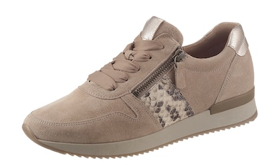 Gabor Keilsneaker, mit Besatz in Reptilienoptik kaufen