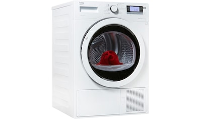BEKO Wärmepumpentrockner DE8535RX0, 8 kg kaufen