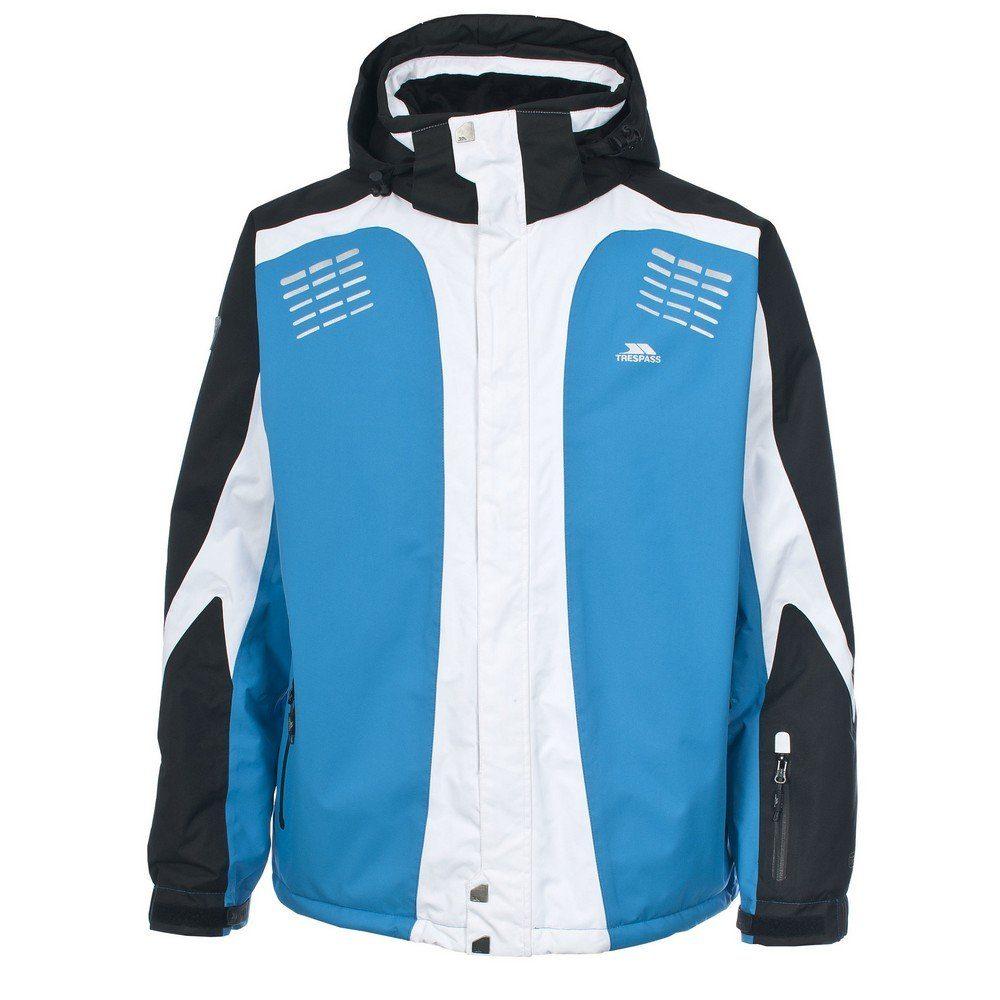 Trespass Outdoorjacke | Sportbekleidung > Sportjacken | Blau | Polyester - Pu - Trikot | Trespass