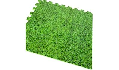 Gre Bodenschutzmatte, 8 Pakete á 9 Stück, 50x50 cm kaufen
