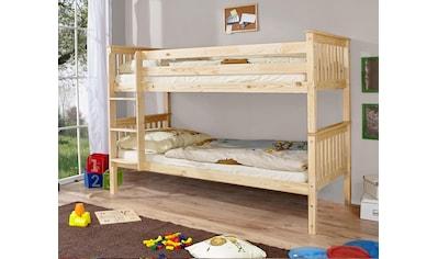 Etagenbett Ticaa Marcel : Kinderbetten online kaufen autobetten hochbetten & mehr baur