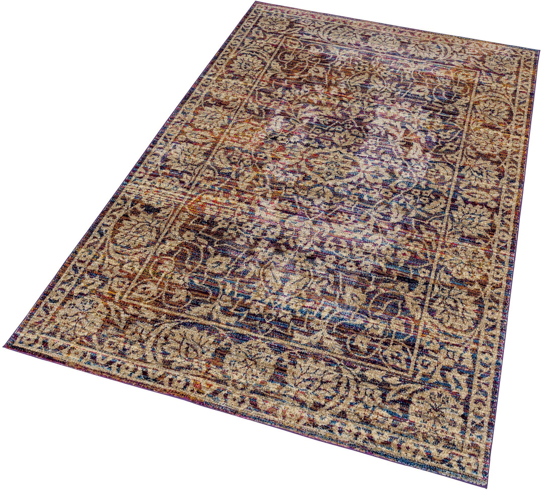 Teppich Catania 1816 ASTRA rechteckig Höhe 11 mm maschinell gewebt
