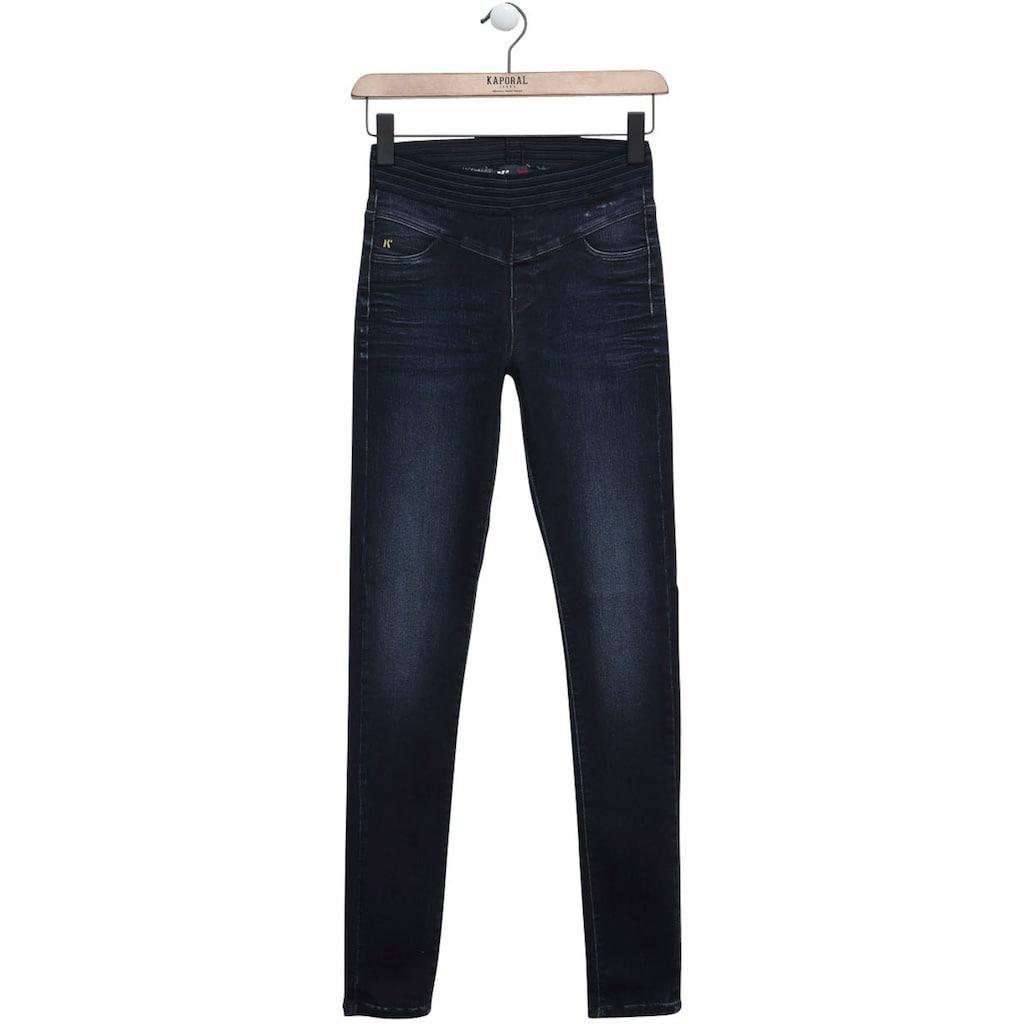 Kaporal Skinny-fit-Jeans »SABLE«, mit bequemen Gummibund