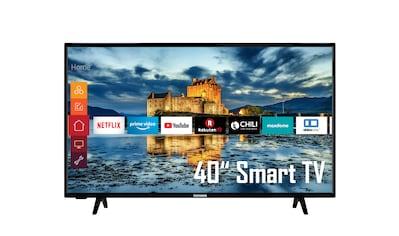 "Telefunken LED-Fernseher »XF40K511«, 102 cm/40 "", Full HD, Smart-TV kaufen"