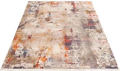 Teppich, »Bente«, my home, rechteckig, Höhe 6 mm, maschinell gewebt kaufen