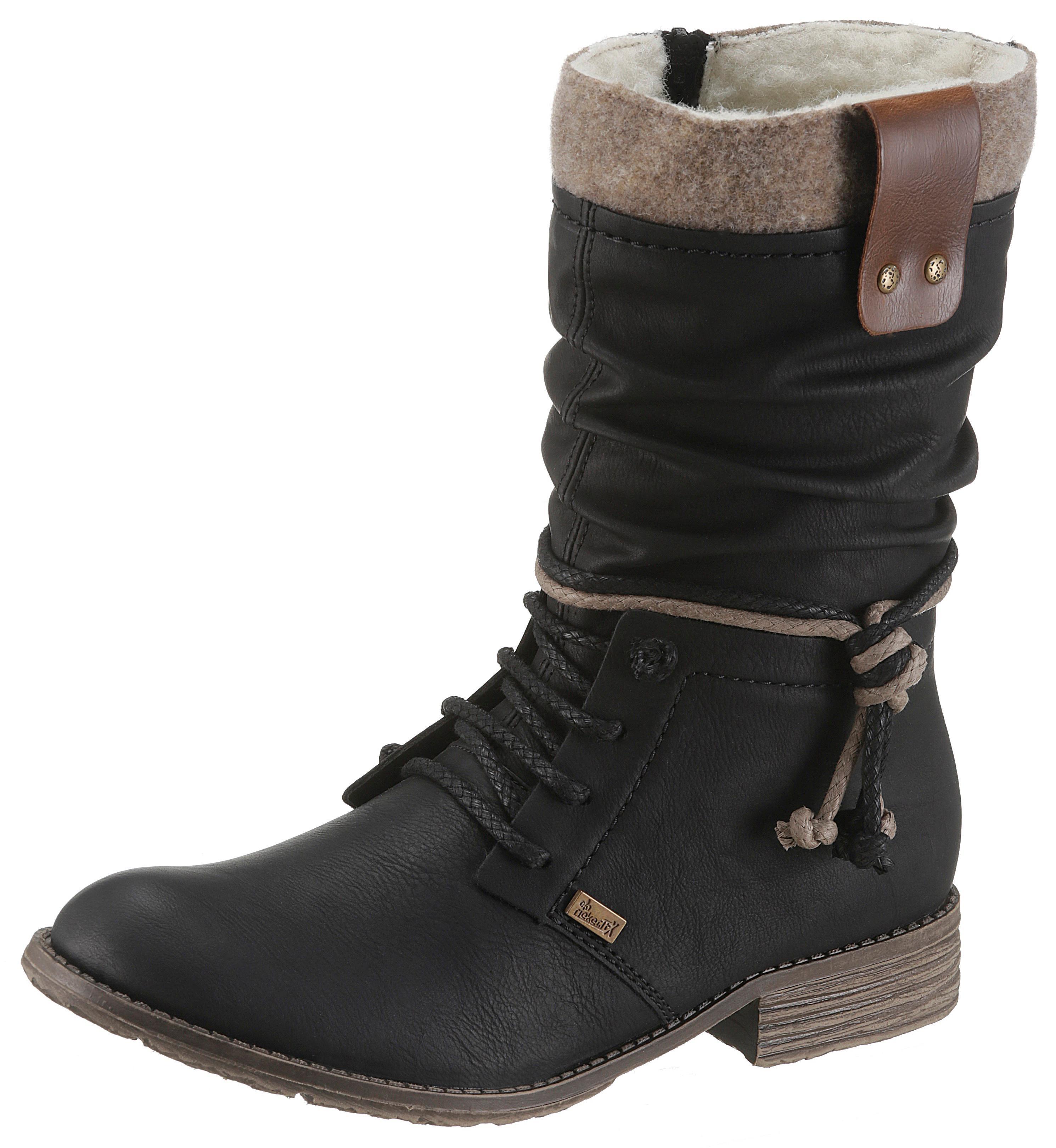 Rieker Winterstiefel   Schuhe > Stiefel > Winterstiefel   Rieker
