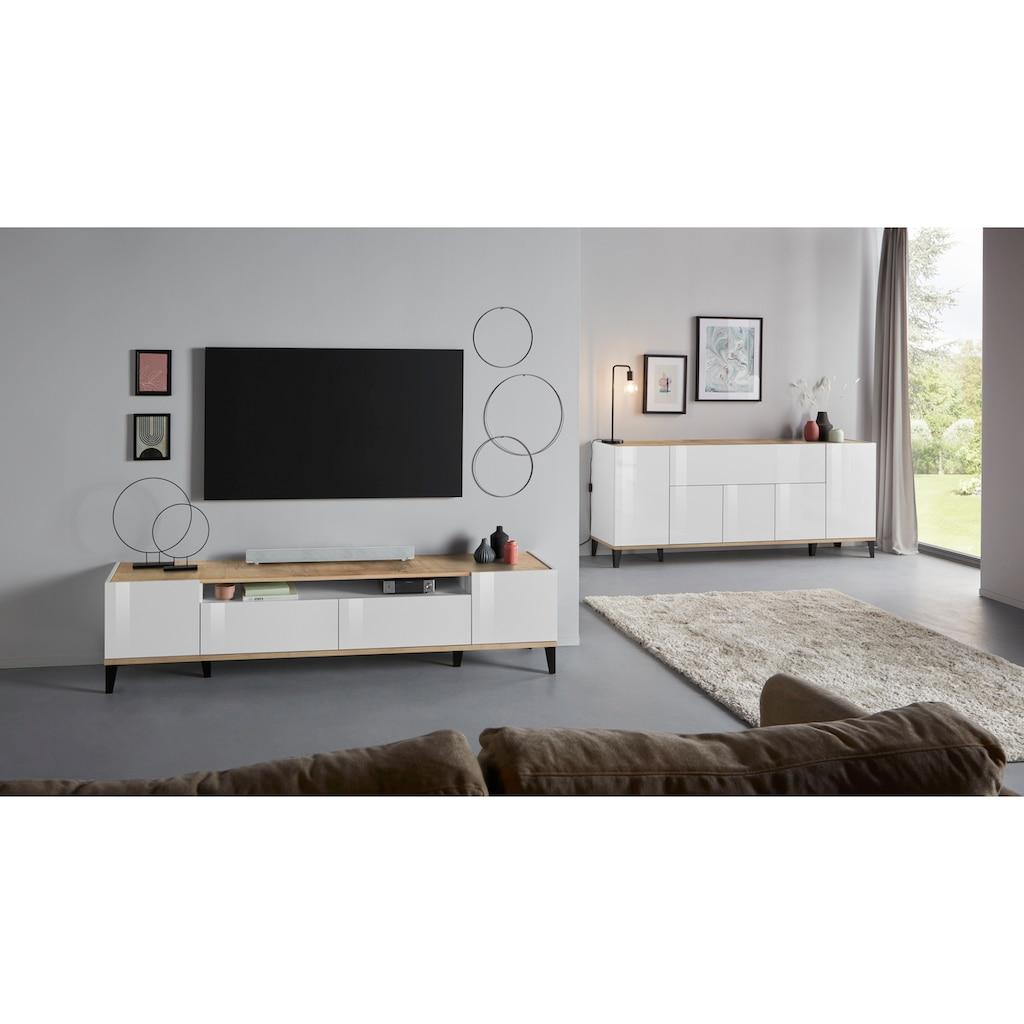 INOSIGN TV-Board »sunrise«, Breite 200 cm