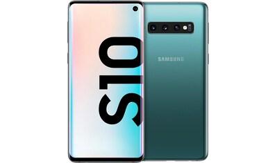 Samsung Galaxy S10 Smartphone (15,51 cm / 6,1 Zoll, 128 GB, 12 MP Kamera) kaufen