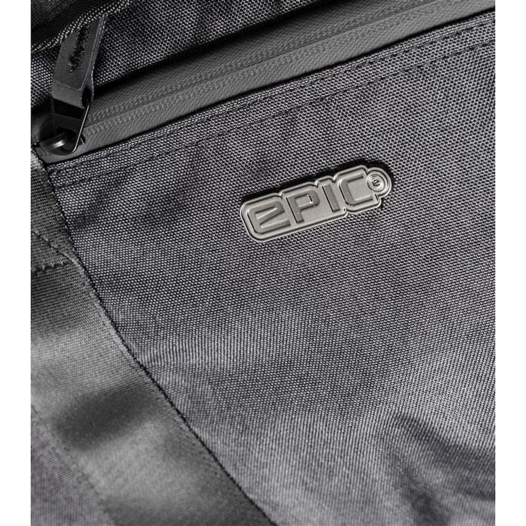 EPIC Reisetasche »Dynamik Rolltop Bag, Black«