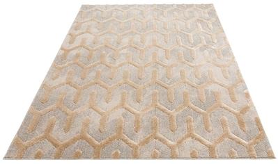 Teppich, »Ulme«, Home affaire, rechteckig, Höhe 20 mm, maschinell gewebt kaufen