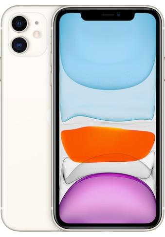 Apple iPhone 11 Smartphone (15,5 cm / 6,1 Zoll, 256 GB, 12 MP Kamera) kaufen