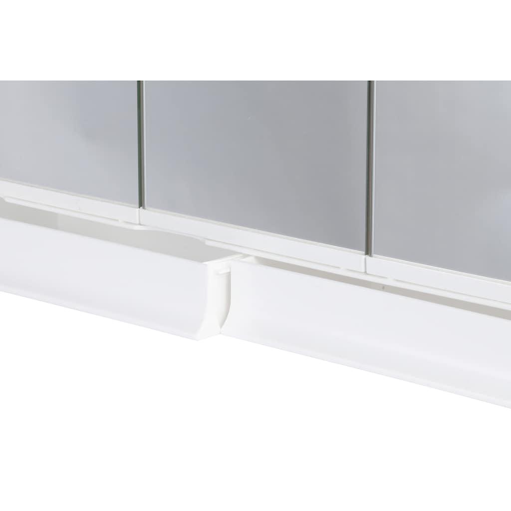 jokey Spiegelschrank »Rano«, weiß, 59 cm Breite