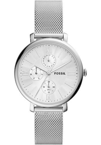 Fossil Multifunktionsuhr »ES5099«, (1 tlg.) kaufen