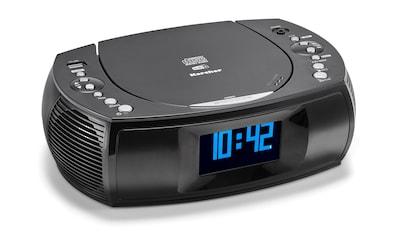 Karcher Radiowecker »UR 1309D«, (CD-Player, DAB+ / UKW Radio, Dual-Alarm) kaufen
