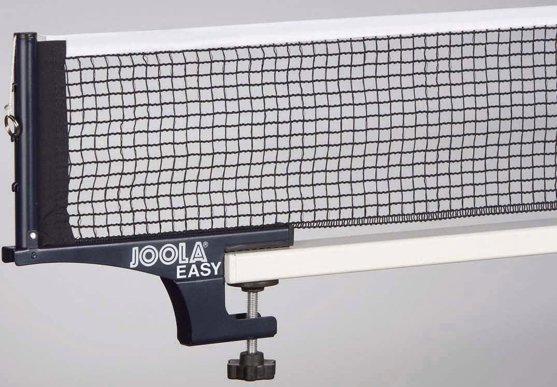 Joola Tischtennisnetz JOOLA Tischtennisnetz Easy (3-tlg) Technik & Freizeit/Sport & Freizeit/Sportarten/Tischtennis/Tischtennis-Ausrüstung
