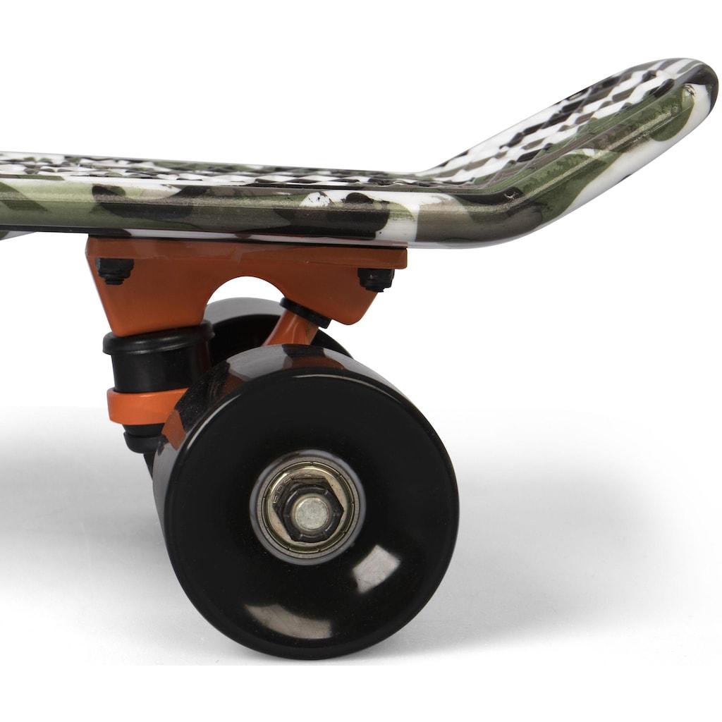 SportPlus Miniskateboard »Camo Blue SP-SB-306«