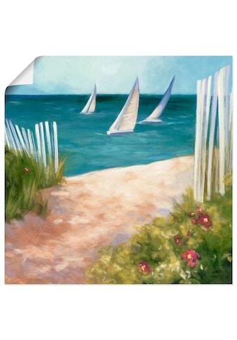 Artland Wandbild »Regatta II« kaufen