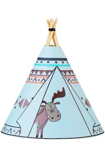 Pauleen Tischleuchte »Twinkle Tipi Moose«, Warmweiß, Elch kaufen