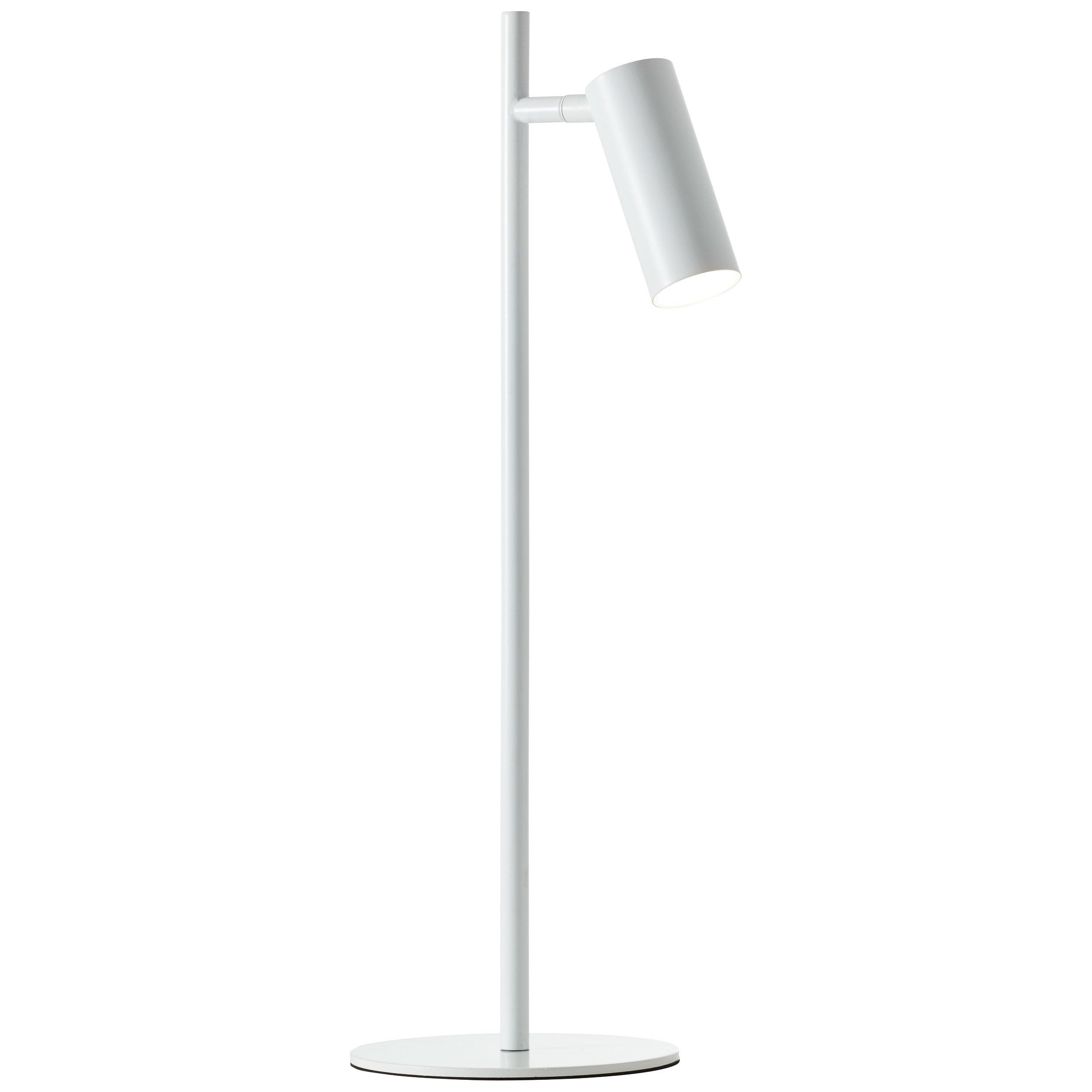 Brilliant Leuchten Soeren LED Tischleuchte weiß matt