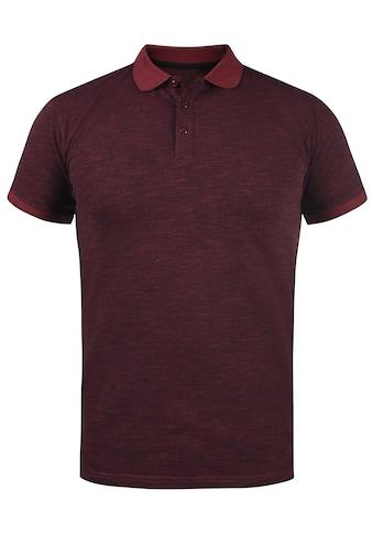 Solid Poloshirt »Nedal« kaufen