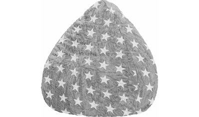 Sitting Point Sitzsack »Fluffy Stars XL« kaufen