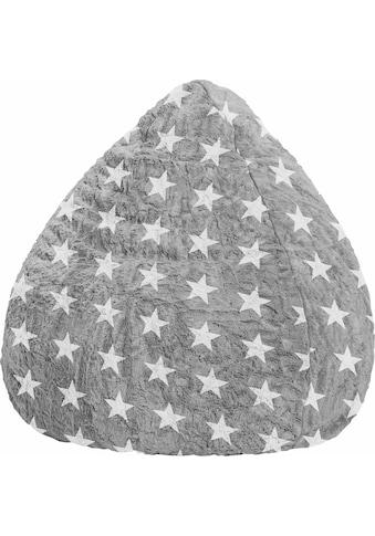 Sitting Point Sitzsack »Fluffy Stars L« kaufen