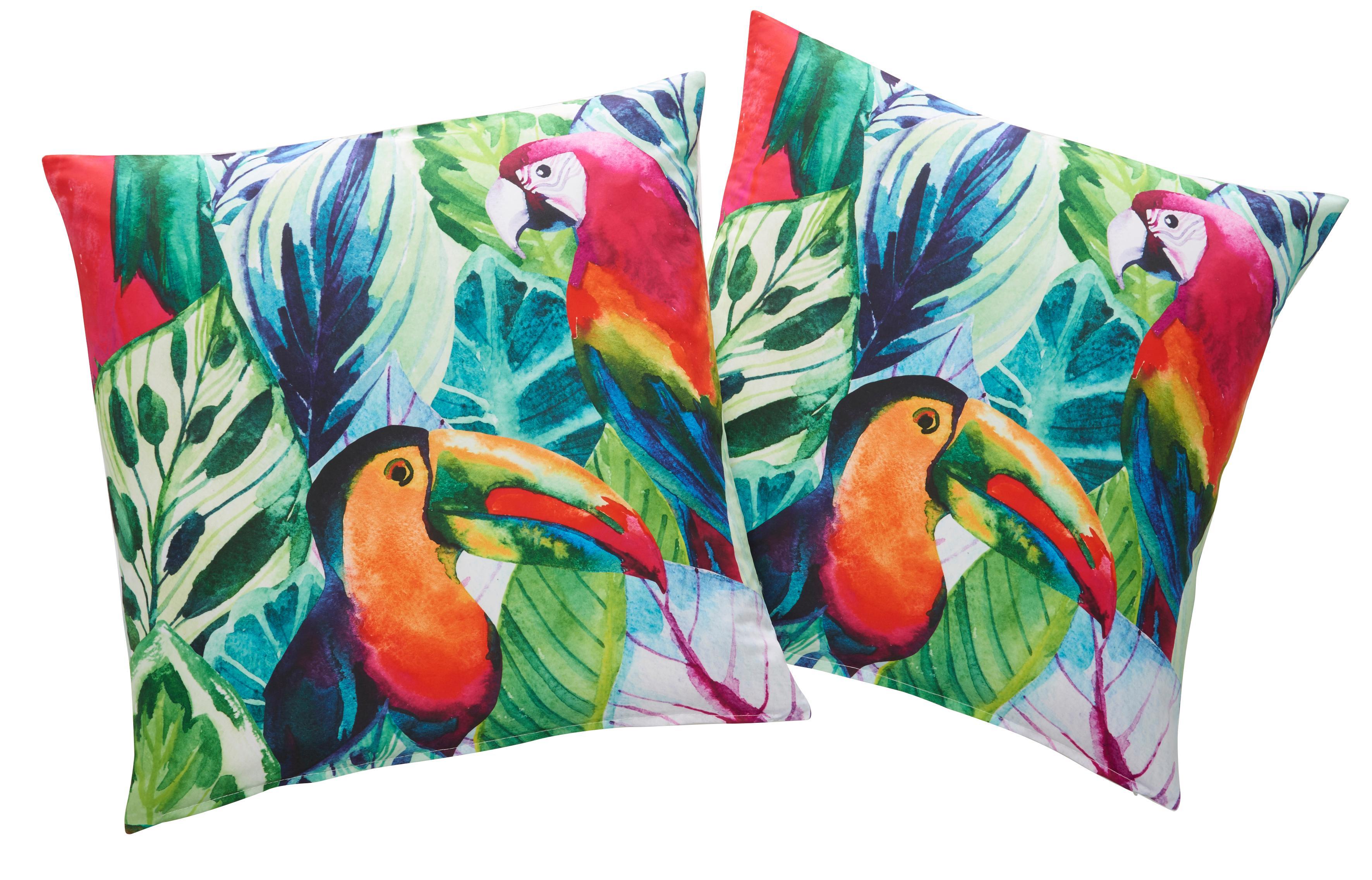 Dekokissen Papagei my home Selection