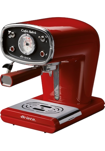 Ariete Siebträgermaschine »1388R Retro rot« kaufen
