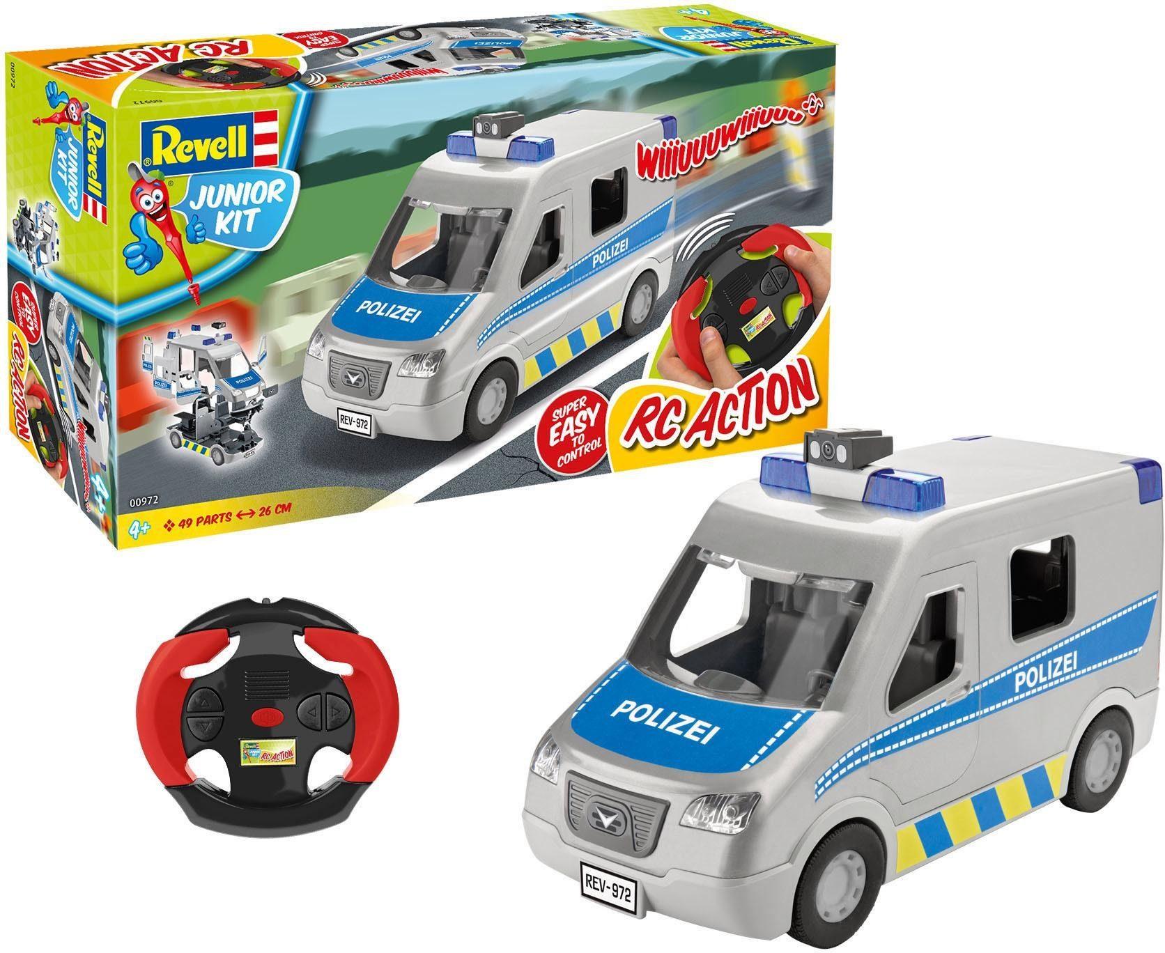"""Revell RC-Auto """"Junior Kit RC Polizeiauto"""" Technik & Freizeit/Spielzeug/Autos, Eisenbahn & Modellbau/RC Auto"""