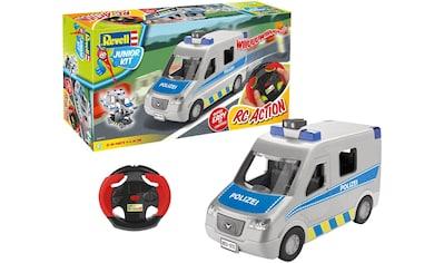 """Revell® RC - Auto """"Junior Kit, RC Polizeiauto"""" kaufen"""
