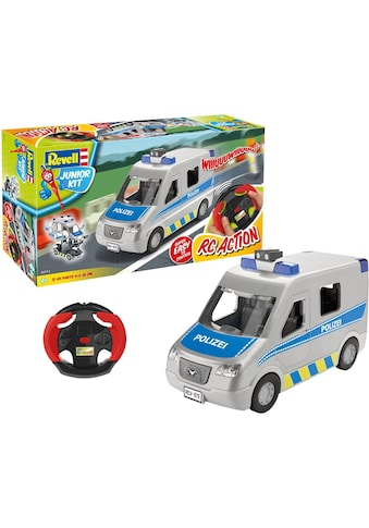 Revell® RC-Auto »Junior Kit, RC Polizeiauto« kaufen